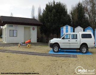 plaques de roulage et de protection des sols